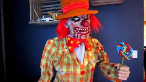 killer clown costume spirit halloween uncle charlie clown prop youtube