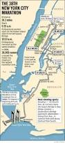 Central Park New York Map by Marathon Street Closings Ny Daily News
