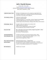 Best Photos of Professional CV Template Free Download          Free