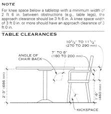 dining table standard dining room table height pythonet home