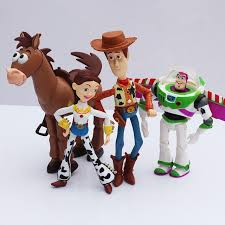 aliexpress buy 4pcs toy story 3 buzz lightyear woody