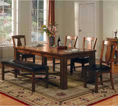 steve silver lakewood 6 piece dining table set hayneedle