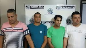 Presa quadrilha acusada de causar prejuízo de R$ 500 mil contra ...
