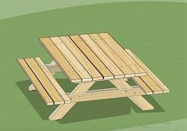 Plans For Wood Picnic Table by 50 Free Diy Picnic Table Plans For Kids And Adults