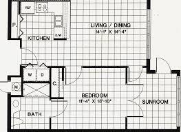 one bedroom apartments floor plans terrific 11 bedroom apartment