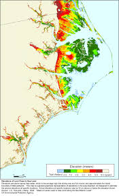 Map Of Virginia Counties And Cities by Will Norfolk And The Rest Of Hampton Roads Drown