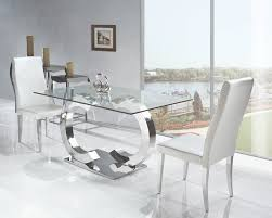 dining rooms terrific glass dining chairs pictures extendable