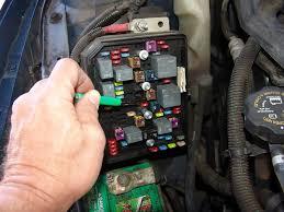 2009 impala rear defrost wiring harness troubleshoot rear window