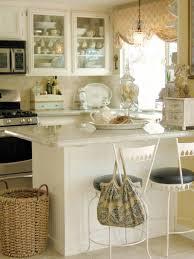 kitchen impressive retro kitchen with shabby chic decor also