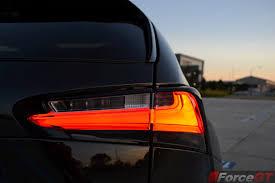 lexus nx300h vs bmw x1 2015 lexus nx 300h rear light forcegt com