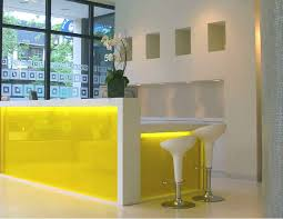 Yellow Interior by Best 20 Yellow Office Furniture Ideas On Pinterest Work Office
