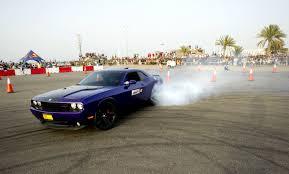 Dodge Challenger Drift Car - drift like a pro petrolhead arabia the middle east u0027s car magazine