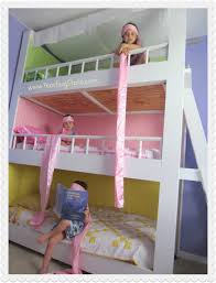 Bunk Beds With Slide And Stairs Bunk Beds Bunk Bed With Slide Walmart Slide For Bunk Bed Ikea