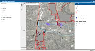 Springfield Oregon Map by Development And Public Works