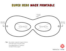 super awesome superhero mask super hero masks