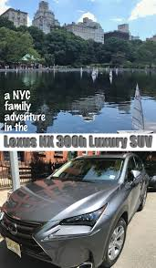 lexus hotel new york best suv for family adventure driving in nyc travelingmom