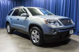 2008 gmc acadia slt awd northwest motorsport