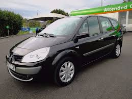 7 seater renault grand scenic manual in excellent condition 1