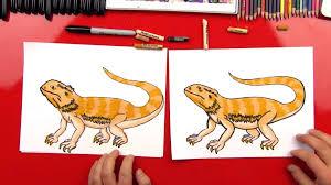 reptile archives art kids hub