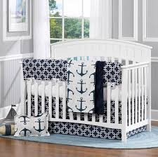 Gender Neutral Nursery Bedding Sets by Bedroom Fun Way To Decorate Your Kids Bedroom With Nautical Crib