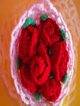 ดอกไม้ถัก - โครเชต์ ของชำร่วย ของแต่งงาน สินค้าโครเชต์ งานถักไหม ...