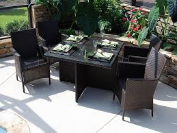 Wicker Resin Patio Furniture - preparing outdoor dining furniture all home decorations