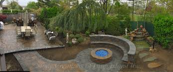 Kitchens Long Island Stone Creations Of Long Island Pavers And Masonry Deer Park N Y