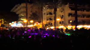 ibiza outside party on the figueretas beach youtube