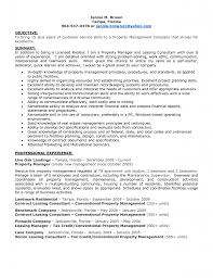 Recruiter Consultant Resume Pretentious Idea Property Manager Resume Sample 16 Property