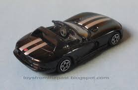 Dodge Viper 1997 - toys from the past 468 bburago dodge viper rt 10 and gts coupé