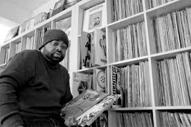 Lord Finesse vinyl collection LR