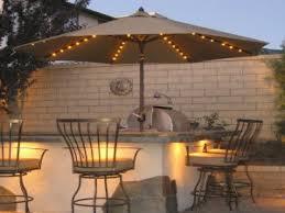 Patio Lights Outdoor by Led Lighting Splendid Led Outdoor Cafe Lights Outdoor Cafe Lights