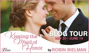 Blog Tour Character Interview & Giveaway: Kissing the Maid of Honor – Robin Bielman - kissingthemaidofhonor-bt