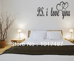 Bedroom Wall Decor Ideas Bedroom Romantic Bedroom Wall Murals Medium Travertine Decor