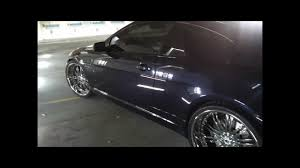 check out my fast and furious bmw 650i magnaflow and dinan