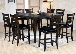 Counter Height Dining Room Tables by Urbana 7pc Cherry Counter Height Dining Set 74630
