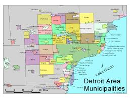 Detroit Michigan Map by Index Of Branches Map Mimunicipalities