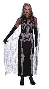 Kids Halloween Costumes Usa Womens Graveyard Shift Skeleton Costume Mr Costumes