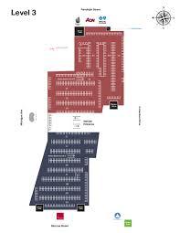 Chicago Parking Map by Millennium Park Garage Level Map Garages Cso Parking Balance Idolza