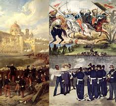 Second French intervention in Mexico