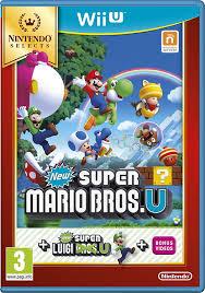 Super Mario Home Decor by New Super Mario Bros U Plus New Super Luigi U Select Nintendo