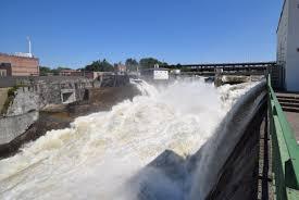 Sarp Falls
