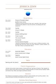 Physical Therapy Resume Sample by Physical Therapist Cv örneği Visualcv özgeçmiş örnekleri Veritabanı