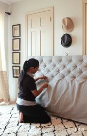epic how to make a leather headboard 13 in headboard king bedroom