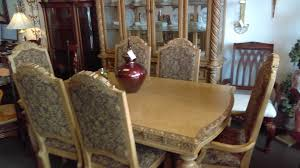 blonde dinning room consignment shop brandon fl