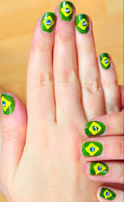 104 best world cup nails u0026 nail art design tutorial by nded images