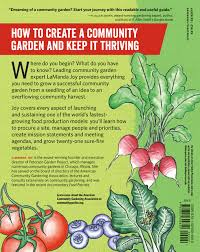 start a community food garden the essential handbook lamanda joy
