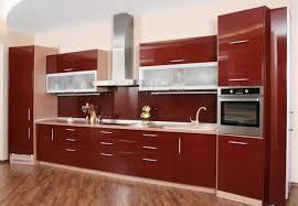 Red And Black Kitchen Ideas Kitchen Designer Kitchens Kitchen Design Small Kitchen Design
