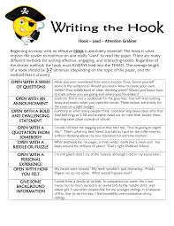 written essay samples examples of essay hooks hook c lead c attention grabber examples of essay hooks hook c lead c attention grabber beginning an essay with an