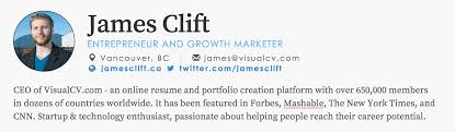 How To Title Resume How To Create An Online Portfolio
